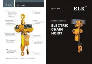 thumbnail of ELK Electric Chain Hoist